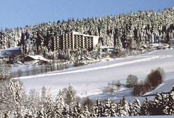 Winterurlaub im Haus Bayerwald