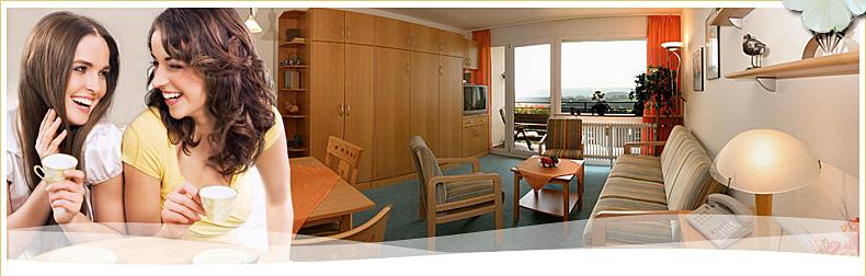 Gemütliche Zimmer im Hotel Bayerwald