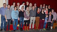 Team vom Haus Bayerwald im Bayerischen Wald